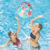 儿童超大号沙滩球宝宝海洋池球水上乐园透明充气戏水球
