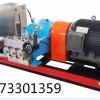 管道打压泵产品技术参数