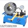 吉安供应鸿源机械手动锁管机,锁管机维护与指导
