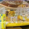 充气新款蛋糕城堡批发充气广场蹦蹦床家用充气城堡气垫
