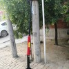 电线杆整杆器 水泥杆矫正器12t电线杆修正器